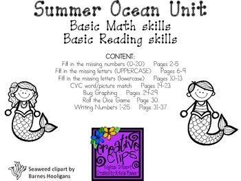 Summer Ocean Unit