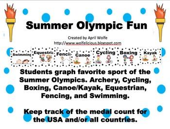 Summer Olympic Fun