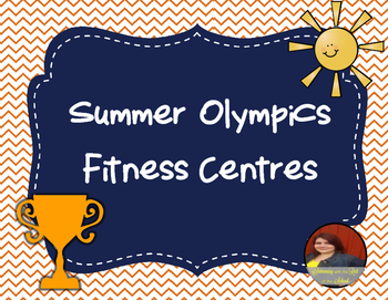 Summer Olympic Gym Centres