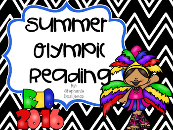 Summer Olympic Reading