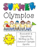 Summer Olympic Sports: Research & Expository Writing (Upper)
