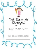 Summer Olympics 2012 Activity Booklet
