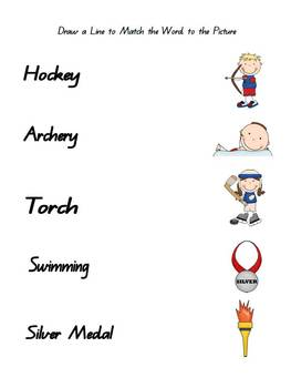 Summer Olympics Pack