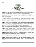 Summer Olympics 2012 Project