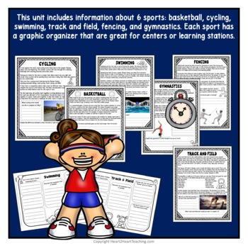 Summer Olympics 2016 Activity Pack with Michael Phelps & Simone Biles