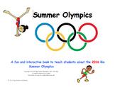 Summer Olympics 2016: An Interactive Book