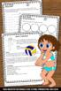 Summer School Reading Activities BUNDLE Summer Olympics Sp