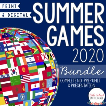 Summer Olympics 2020 BUNDLE