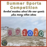 Summer Olympics Sports Competitions Tokyo 2021