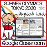 Summer Olympics 2020: Tokyo, Japan Digital Research Unit f