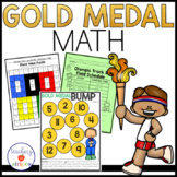 Summer Sports Math Activities and Games