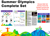 Summer Olympics - COMPLETE SET