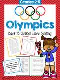 Olympics: Back to School Class Building