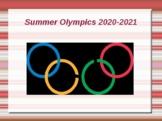 Summer Olympics Japan Presentation