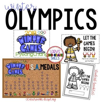 Olympics- Let the Games Begin