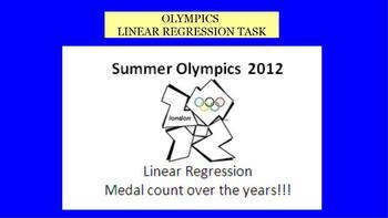 Summer Olympics - Linear Regression Task