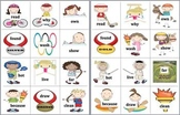 Summer Sports Literacy Centers-Sets 11-20-Last 120 Dolch Words