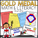 Summer Olympics Math & Literacy Bundle