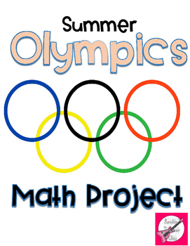 Summer Olympics 2016 Math Project