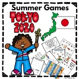 Kindergarten-Special Education-Summer Games Math- Literacy
