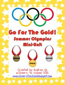 Summer Olympics Mini Unit