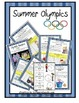 First Grade Summer Olympics:  Number Sense