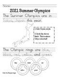 Summer Olympics: Primary