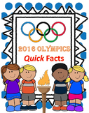 Summer Olympics Comprehension Worksheets: 3 Levels of Diff