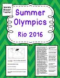 Summer Olympics: Rio 2016