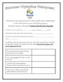 Summer Olympics: Rio 2016 Webquest