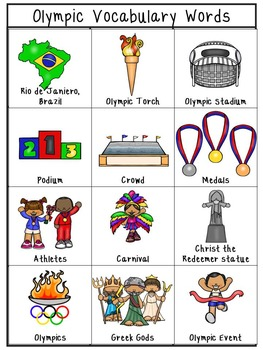 Summer Olympics Rio 2016 for SPED