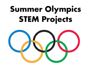 Summer Olympics Stem Projects