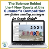 Summer Olympics The Science Behind the 4 New Sports for Us