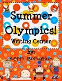 Summer Olympics!! Writing Center