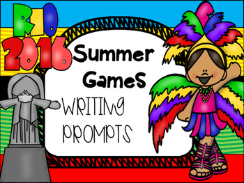 Summer Olympics Writing Prompts