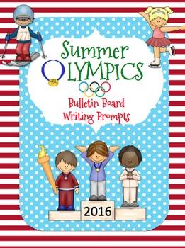 Summer Olympics Writing Promtps