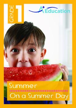 Summer - On a Summer Day - Grade 1