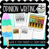Opinion Writing - Ice Cream