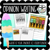 Opinion Writing - Ice Cream
