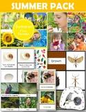 Summer Pack Hands-on Montessori Inspired Activities