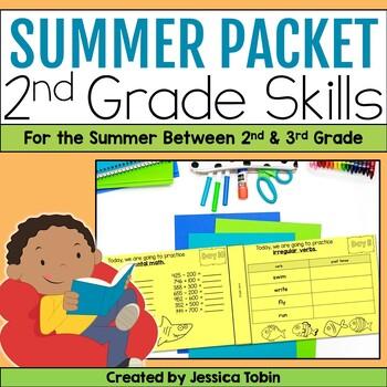 Summer Packet Second Grade