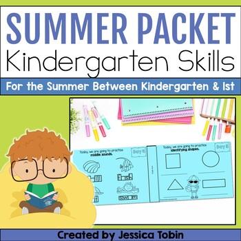 Summer Packet: Kindergarten Summer Review Packet