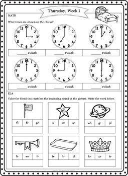 It is a graphic of Irresistible First Grade Homework Packets Printable