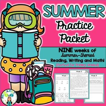 Summer Practice Packet