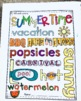 Summer Packet - First Grade Math Worksheets and Literacy Worksheets