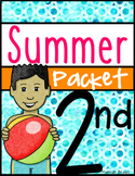 Summer Review Packet of Activities for 2nd Grade