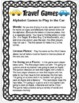 Summer Activities Games and Puzzle Packet