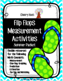 Summer Packet - FLIP FLOPS Measurement Activities