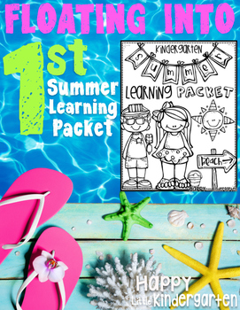 Summer Packet: Kindergarten