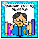 Summer Reading Activities Challenge Kit